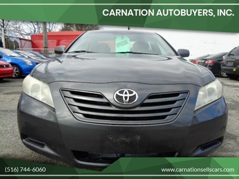 2007 Toyota Camry for sale at CarNation AUTOBUYERS, Inc. in Rockville Centre NY