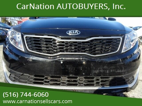 2013 Kia Optima Hybrid for sale at CarNation AUTOBUYERS, Inc. in Rockville Centre NY