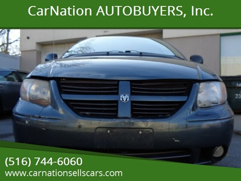 2007 Dodge Grand Caravan for sale at CarNation AUTOBUYERS, Inc. in Rockville Centre NY