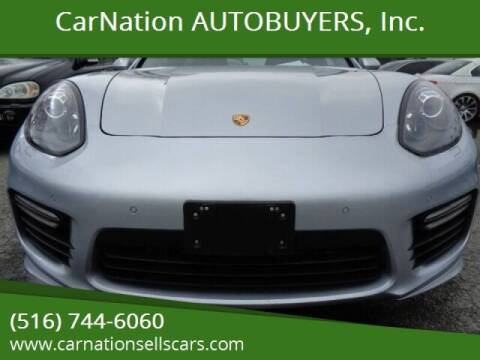2016 Porsche Panamera for sale at CarNation AUTOBUYERS, Inc. in Rockville Centre NY