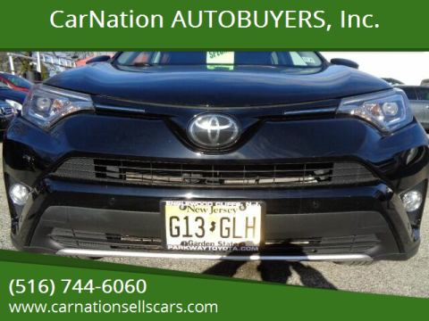 2016 Toyota RAV4 for sale at CarNation AUTOBUYERS, Inc. in Rockville Centre NY