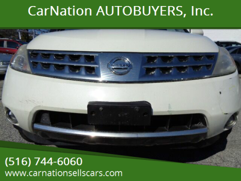2007 Nissan Murano for sale at CarNation AUTOBUYERS, Inc. in Rockville Centre NY