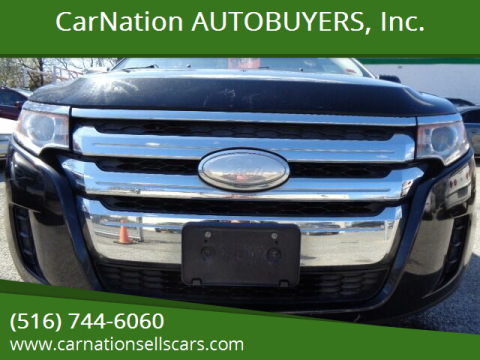 2013 Ford Edge for sale at CarNation AUTOBUYERS, Inc. in Rockville Centre NY