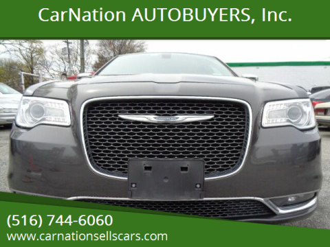 2015 Chrysler 300 for sale at CarNation AUTOBUYERS, Inc. in Rockville Centre NY