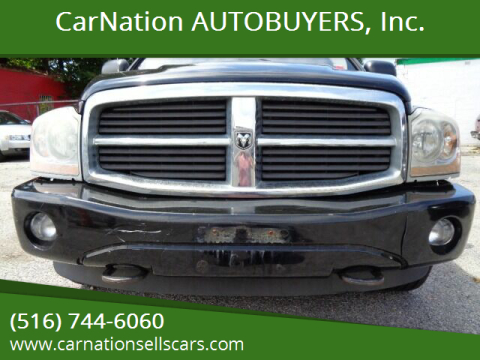 2006 Dodge Durango for sale at CarNation AUTOBUYERS, Inc. in Rockville Centre NY