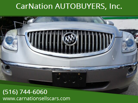 2010 Buick Enclave for sale at CarNation AUTOBUYERS, Inc. in Rockville Centre NY