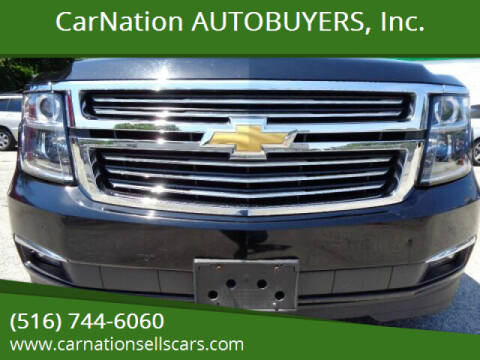 2015 Chevrolet Suburban for sale at CarNation AUTOBUYERS, Inc. in Rockville Centre NY