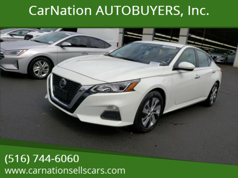 2019 Nissan Altima for sale at CarNation AUTOBUYERS, Inc. in Rockville Centre NY