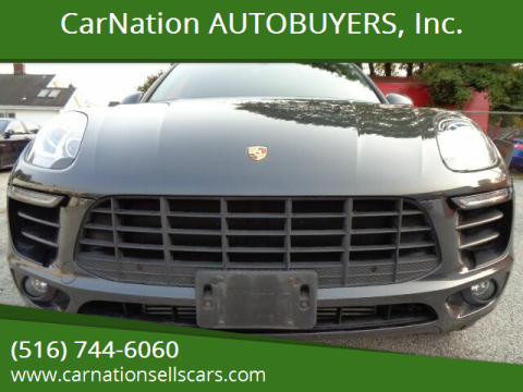 2018 Porsche Macan for sale at CarNation AUTOBUYERS, Inc. in Rockville Centre NY