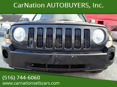 2008 Jeep Patriot for sale at CarNation AUTOBUYERS, Inc. in Rockville Centre NY