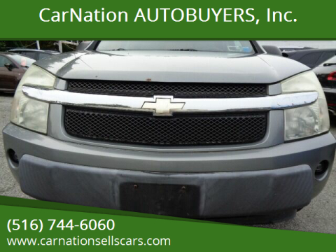 2005 Chevrolet Equinox for sale at CarNation AUTOBUYERS, Inc. in Rockville Centre NY