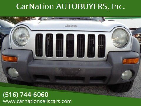 2004 Jeep Liberty for sale at CarNation AUTOBUYERS, Inc. in Rockville Centre NY