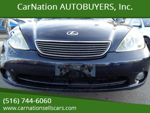 2006 Lexus ES 330 for sale at CarNation AUTOBUYERS, Inc. in Rockville Centre NY