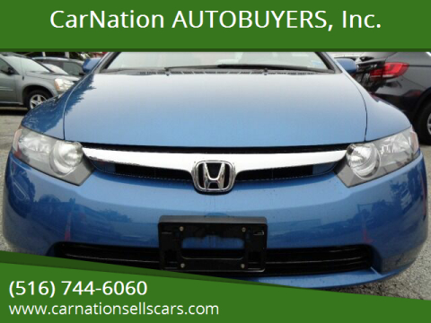 2007 Honda Civic for sale at CarNation AUTOBUYERS, Inc. in Rockville Centre NY