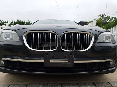 2011 BMW 7 Series for sale at CarNation AUTOBUYERS, Inc. in Rockville Centre NY