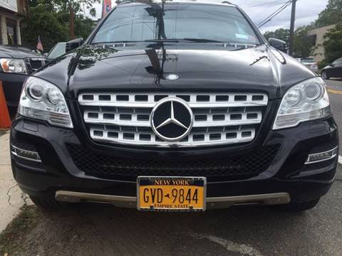 2011 Mercedes-Benz M-Class for sale at CarNation AUTOBUYERS, Inc. in Rockville Centre NY