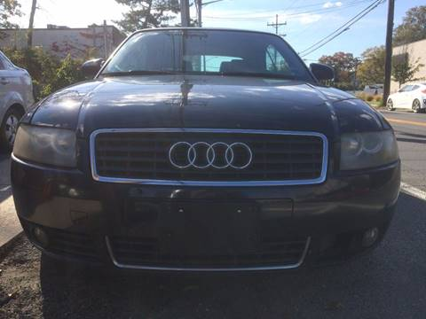 2006 Audi A4 for sale at CarNation AUTOBUYERS, Inc. in Rockville Centre NY