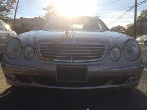 2003 Mercedes-Benz E-Class for sale at CarNation AUTOBUYERS Inc. in Rockville Centre NY