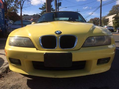 2000 BMW Z3 for sale at CarNation AUTOBUYERS, Inc. in Rockville Centre NY