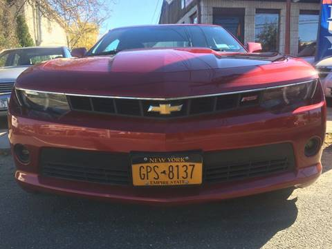 2014 Chevrolet Camaro for sale at CarNation AUTOBUYERS, Inc. in Rockville Centre NY