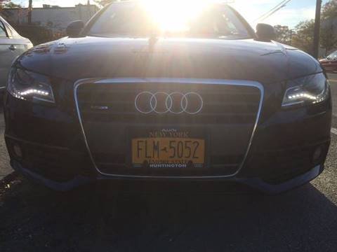2009 Audi A4 for sale at CarNation AUTOBUYERS, Inc. in Rockville Centre NY
