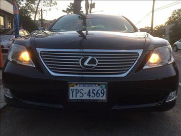 2008 Lexus LS 460 for sale at CarNation AUTOBUYERS, Inc. in Rockville Centre NY