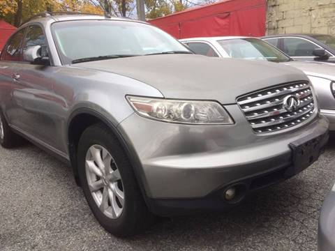 2006 Infiniti FX35 for sale at CarNation AUTOBUYERS, Inc. in Rockville Centre NY