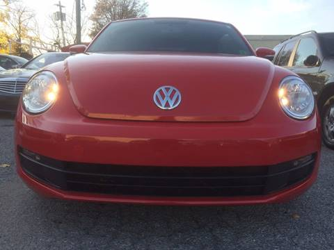 2013 Volkswagen Beetle for sale at CarNation AUTOBUYERS, Inc. in Rockville Centre NY