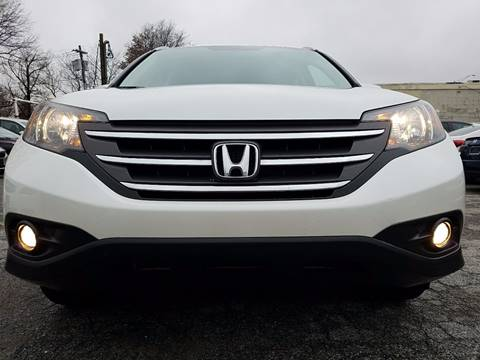 2013 Honda CR-V for sale at CarNation AUTOBUYERS, Inc. in Rockville Centre NY