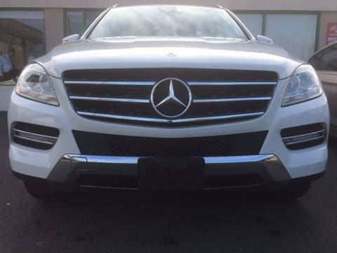 2012 Mercedes-Benz M-Class for sale at CarNation AUTOBUYERS, Inc. in Rockville Centre NY