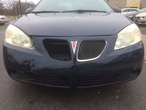 2008 Pontiac G6 for sale at CarNation AUTOBUYERS, Inc. in Rockville Centre NY