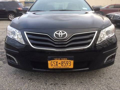 2011 Toyota Camry for sale at CarNation AUTOBUYERS, Inc. in Rockville Centre NY