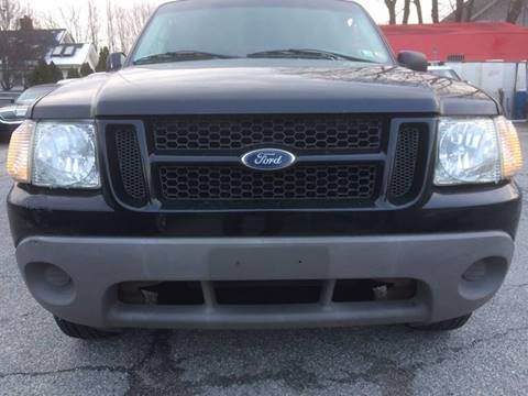 2003 Ford Explorer Sport for sale at CarNation AUTOBUYERS, Inc. in Rockville Centre NY