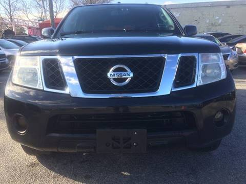 2011 Nissan Pathfinder for sale at CarNation AUTOBUYERS, Inc. in Rockville Centre NY