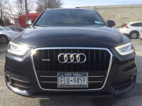 2015 Audi Q3 for sale at CarNation AUTOBUYERS, Inc. in Rockville Centre NY