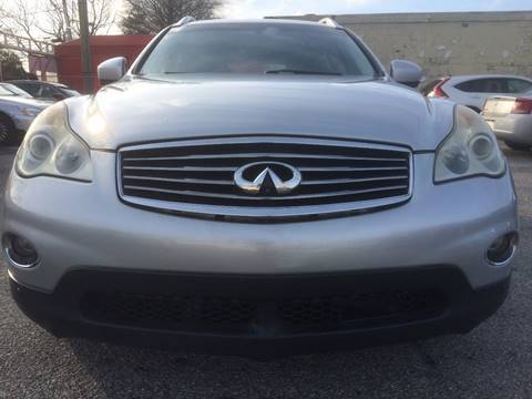 2010 Infiniti EX35 for sale at CarNation AUTOBUYERS, Inc. in Rockville Centre NY