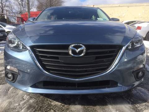 2015 Mazda MAZDA3 for sale at CarNation AUTOBUYERS, Inc. in Rockville Centre NY