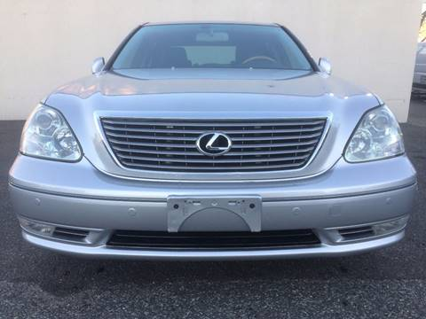 2005 Lexus LS 430 for sale at CarNation AUTOBUYERS, Inc. in Rockville Centre NY
