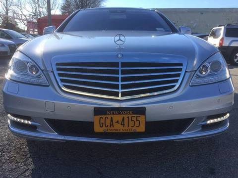 2011 Mercedes-Benz S-Class for sale at CarNation AUTOBUYERS, Inc. in Rockville Centre NY
