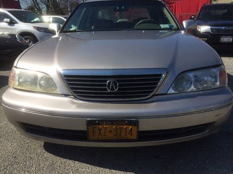 1997 Acura RL for sale at CarNation AUTOBUYERS, Inc. in Rockville Centre NY