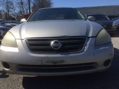 2003 Nissan Altima for sale at CarNation AUTOBUYERS, Inc. in Rockville Centre NY