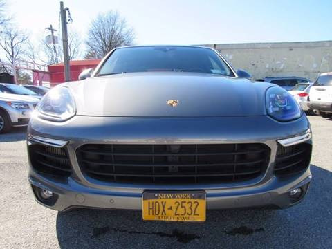 2016 Porsche Cayenne for sale at CarNation AUTOBUYERS Inc. in Rockville Centre NY