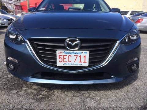 2016 Mazda MAZDA3 for sale at CarNation AUTOBUYERS, Inc. in Rockville Centre NY