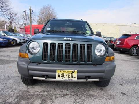 2005 Jeep Liberty for sale at CarNation AUTOBUYERS Inc. in Rockville Centre NY