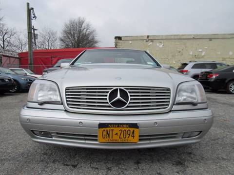 1999 Mercedes-Benz CL-Class for sale at CarNation AUTOBUYERS, Inc. in Rockville Centre NY
