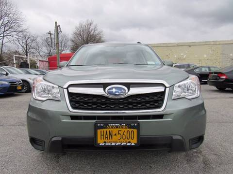 2015 Subaru Forester for sale at CarNation AUTOBUYERS Inc. in Rockville Centre NY