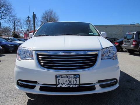 2014 Chrysler Town and Country for sale at CarNation AUTOBUYERS, Inc. in Rockville Centre NY