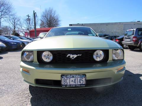 2006 Ford Mustang for sale at CarNation AUTOBUYERS, Inc. in Rockville Centre NY