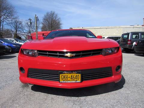 2015 Chevrolet Camaro for sale at CarNation AUTOBUYERS, Inc. in Rockville Centre NY