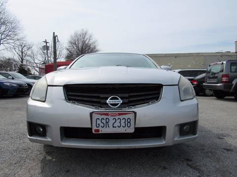 2007 Nissan Maxima for sale at CarNation AUTOBUYERS, Inc. in Rockville Centre NY